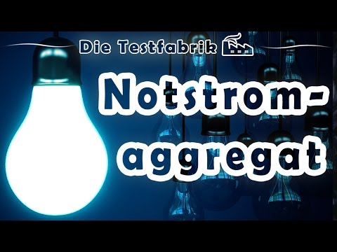 🔌 Notstromaggregat Test – 🏆 Top 3 Notstromaggregat im Test