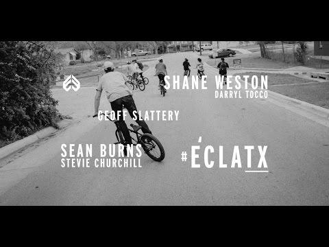 ÉCLATX - Éclat BMX in Texas