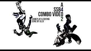 A SSB4 Combo Video 2 – by Alex (alexGH2)