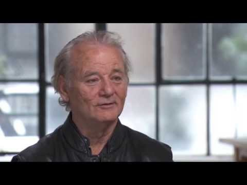 Bill Murray... listen up