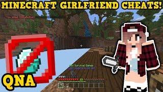Minecraft 1.6 Release Date & Cheating Minecraft Girlfriend (Story)
