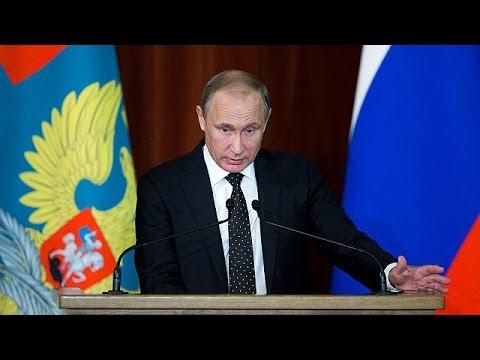 Πούτιν: Προς αποκατάσταση οι ρωσοτουρκικές σχέσεις