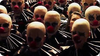 American Horror Story Cult - Season 7 Comic Con Teaser Trailer - 2017 FX SeriesSubscribe: http://www.youtube.com/subscription_center?add_user=serientrailermpFolgt uns bei Facebook: https://www.facebook.com/SerienBeiMoviepilotAmerican Horror Story: Cult is the seventh season of the FX horror anthology television series American Horror Story. It was announced on October 4, 2016, and is scheduled to premiere on September 5, 2017. Returning cast members from previous seasons include Evan Peters, Sarah Paulson, Adina Porter, Cheyenne Jackson, Frances Conroy and Mare Winningham. New additions to the cast are Billie Lourd, Billy Eichner, Leslie Grossman, Colton Haynes, Alison Pill, and Lena Dunham.