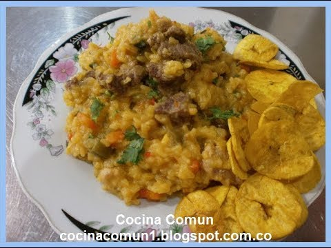 ARROZ ATOLLADO COLOMBIANO