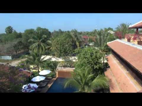 Siddharta Hotel Breakfast Buffet – Siem Reap