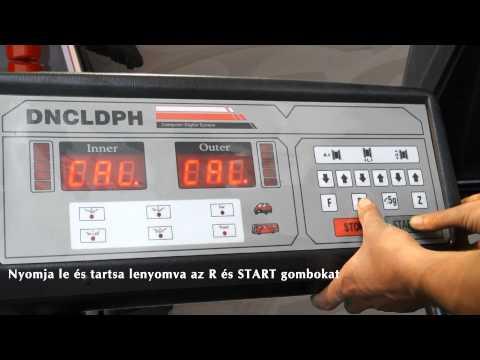 Mașină de echilibrat roți camioane CB1200