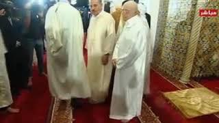 Bensalah reçoit les voeux des membres du gouvernement à l'occasion d'Aïd El Fitr