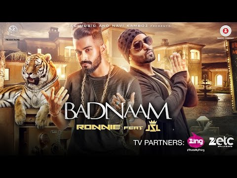 Badnaam Songs mp3 download and Lyrics