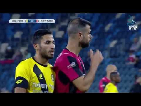מחזור 23 | המשחק המלא: הפועל חיפה - מכבי נתניה 0:2