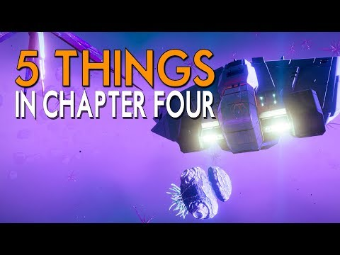 Elite Dangerous - 5 Things to Make your Life Easier in Chapter Four