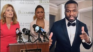 Get The Strap! Teairra Mari Sues 50 Cent For Posting IG Pic, 50 Doesn't Care! He Clowns Her Anyway!