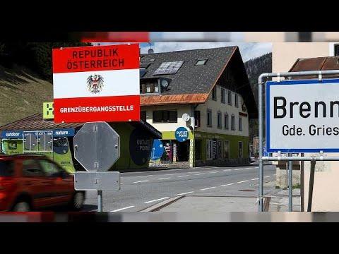 Η Αυστρία στέλνει στρατό στα σύνορα της με την Ιταλία