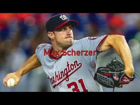Major League Baseball's Hardest Throwing Pitchers