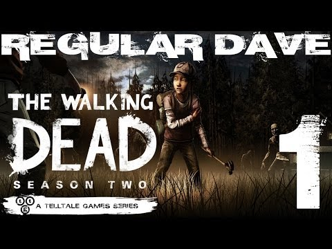 The Walking Dead Season 2 Ep. 2 Part 1 | A New Creep In Town