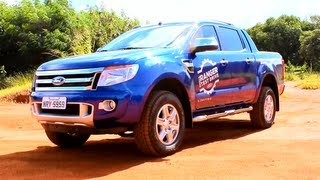 8. Avaliação Ford Ranger Limited AT6 3.2 Diesel 2013 (Canal Top Speed)