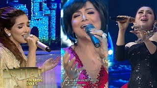 Video Krisdayanti, Syahrini, Ashanty 'Cinta, Cinta Sendirian, Jodohku' [Silet Awards 13th] [26 Okt 2015] MP3, 3GP, MP4, WEBM, AVI, FLV Juli 2019