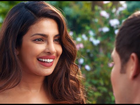 Priyanka chopra's entry on ISN'T IT ROMANTIC
