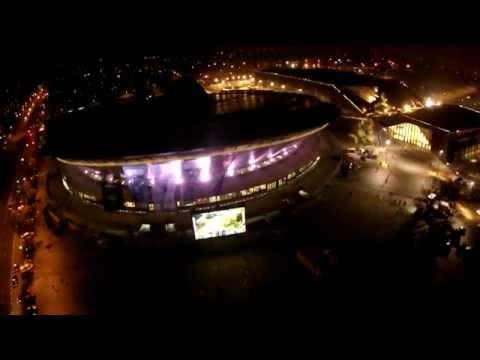 Katowice Drone Video