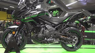 2. Kawasaki Versys 650 (2019) Exterior and Interior