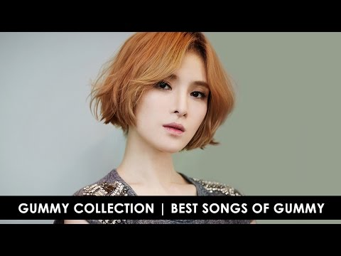 Gummy Collection   Best Songs Of Gummy (거미)