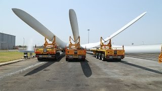 Vadodara India  City new picture : LM Wind Power inaugurates Vadodara, India factory