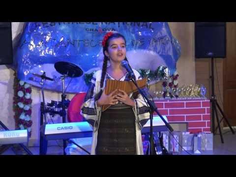 Festivalul Gala Cantecelor de Iarna, Craiova, 2016-Maria Platzner