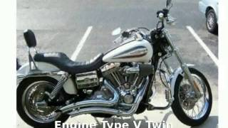 2. 2006 Harley-Davidson Dyna Glide Super Glide - Specification and Walkaround