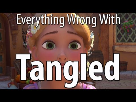 tangled - Tangled. It was Disney's Frozen, until Frozen. A better-than-average animated adventure, it still has plenty of sins, so we decided to list them. Next week: Space sins and stop-motion sins!...