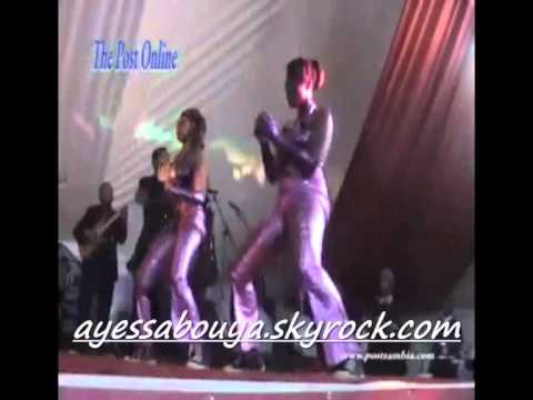 (ayessabouya) Koffi Olomide en Zambie