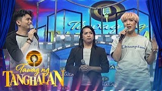 Vice Ganda compares Vhong Navarro to Piolo Pascual, Sam Milby and Gerald Anderson. Subscribe to ABS-CBN Entertainment...
