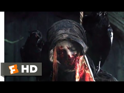The Nun (2018) - Hanging Nun Scene (1/10) | Movieclips