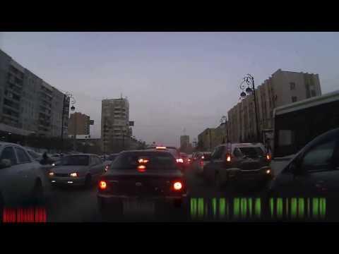 Смертельные аварии в Тюмени (видео)