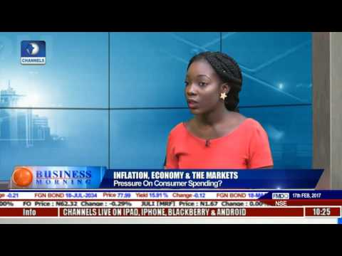 Impact Of Inflation On Businesses, Financial Assets And Agric. Produce With Doyinsola Afolabi