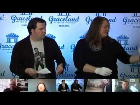 Elvis Google+ Hangout: Episode 1