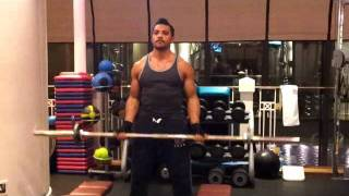 Biceps Big Guns workout Dr. S fitness - YouTube