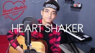 Video TWICE (트와이스) - Heart Shaker (Cover by Reza Darmawangsa) MP3, 3GP, MP4, WEBM, AVI, FLV Maret 2018