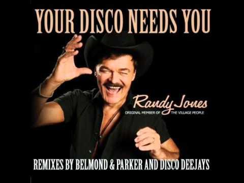 Randy Jones - Your Disco Needs You (Original Album Version)