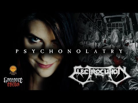 Electrocution - Psychonolatry (The Icons Of God And The Mirror Of Souls)