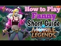 Mobile Legends : Fanny Guide | Fanny Best Build   Gameplay