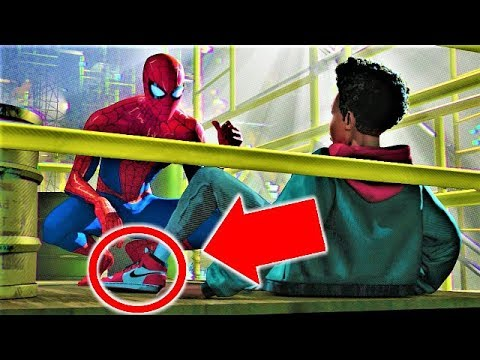 🕷 24 BIGGEST MISTAKES in Spider-Man: Into the Spider-Verse (2018)
