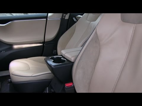 trick to cleaning perforated leather car seats youtube. Black Bedroom Furniture Sets. Home Design Ideas