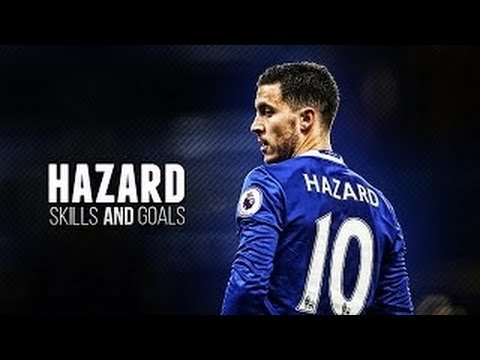 Eden Hazard 2016/17 -Skills & Goals //  HD