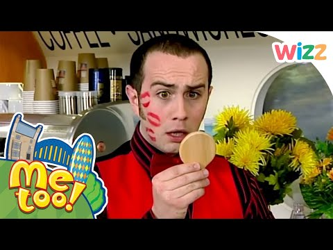 Me Too! - The Kiss | Full Episodes | Wizz | TV Shows for Kids