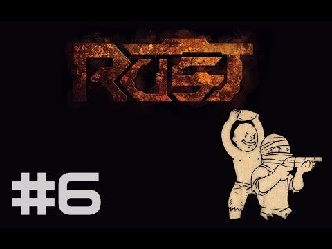 [Rust] - Первое нападение  - #6