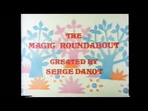 The Magic Roundabout (UK) - The Stiff Necked Heliotropes (Eric Thompson, 1970) {RECONSTRUCTED}