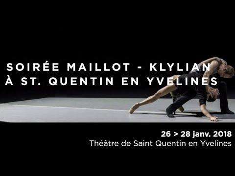 Soirée Maillot - Kylian à St. Quentin en Yvelines