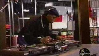 Grandmaster Flash&Jam Master Jay battle