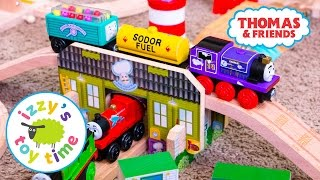 Thomas and Friends Play Table   Thomas Train Mix and Match Playset   Fun Toy Trains for Kids