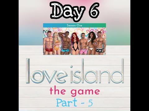 Love Island The Game Season 1 Day 6 Part - 5