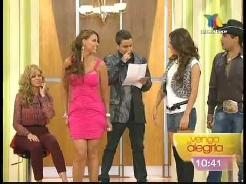 Maritere Alessandri, Tania Rincon, Tabata jalil en minifalda.flv